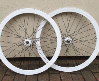 Origin8 track wheelset