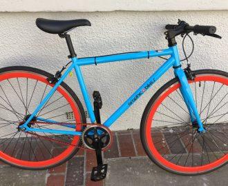 Graphic Bikes single-speed