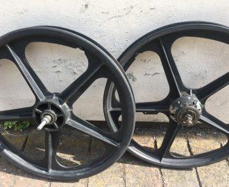 BMX Mag wheelset