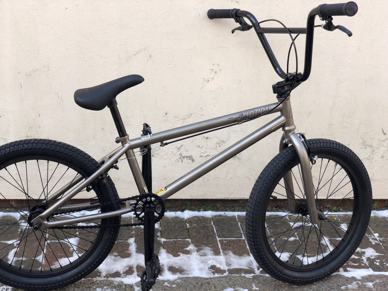 Ruption Motion BMX
