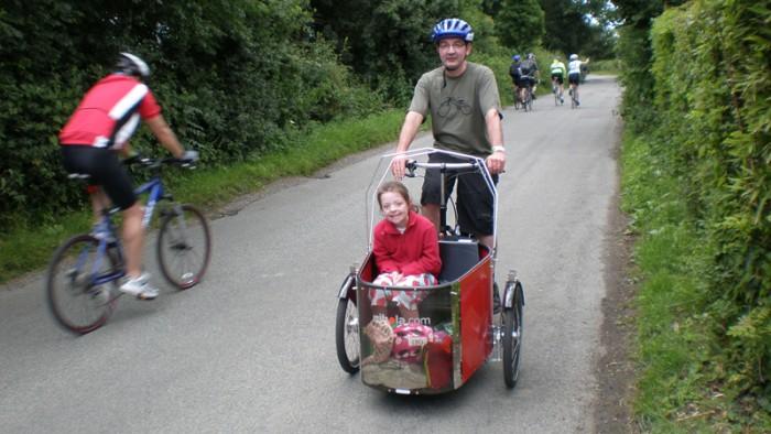 Capital to Coast Bike Ride