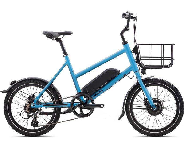 Katu-E 50 2018 Nordic Blue