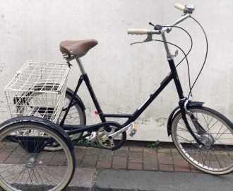 Pashley Picador Plus Tricycle