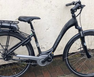 Raleigh Captus Low-step electric