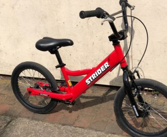 Strider 16 Speed Balance Bike