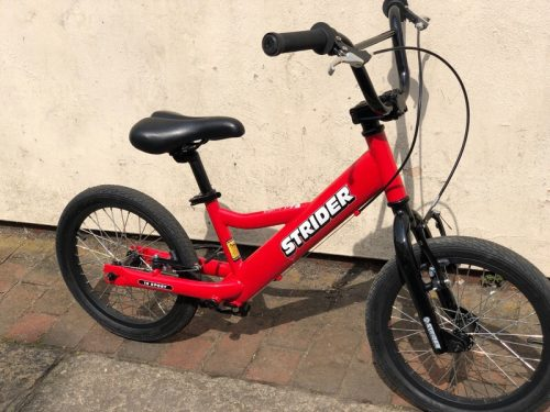 Strider 16 Speed Balance Bike