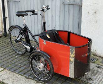 Nihola Family cargo bike