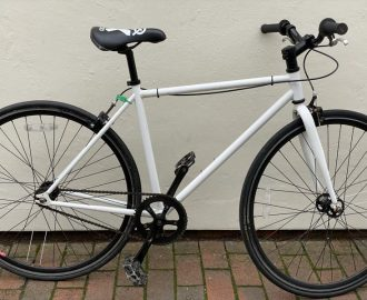 White single speed