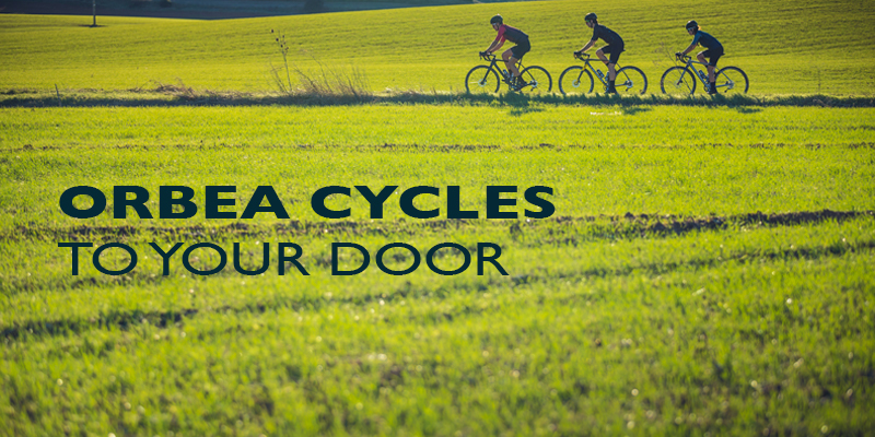 Orbea cycles to your door