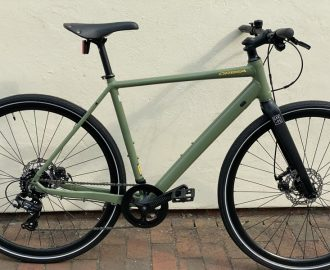 Orbea Carpe 40 2021 Urban Green