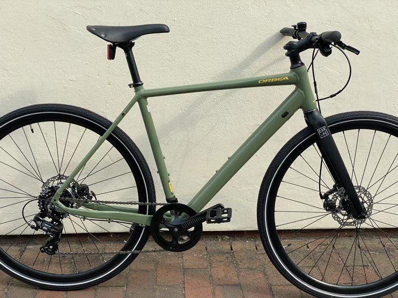 Orbea Carpe 40 2021 Urban Green