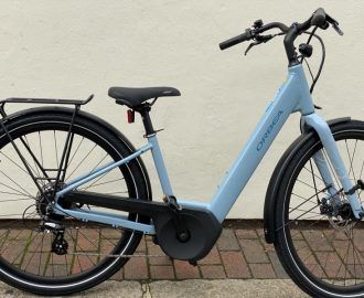 Orbea Optima E50 Grey Blue