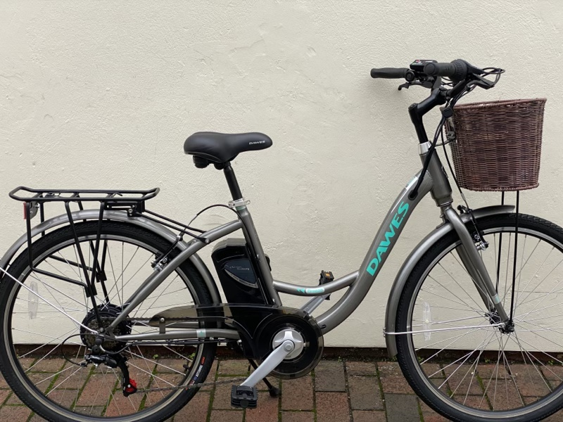 Dawes Breeze E-bike