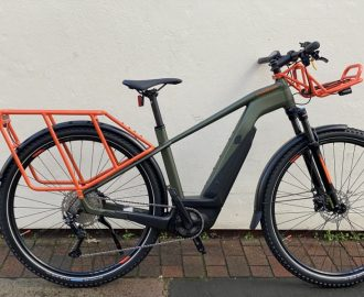 Orbea Keram 30 UV 2021 Military Green/Orange