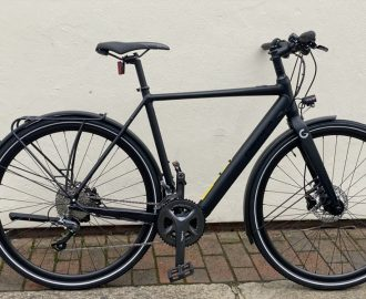 Orbea Gain F25 Medium Black