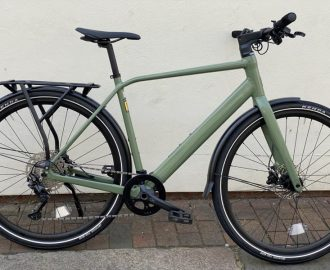 Orbea Vibe H30 EQ Large Urban Green