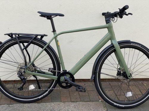 Orbea Vibe H30 EQ Large Urban Green