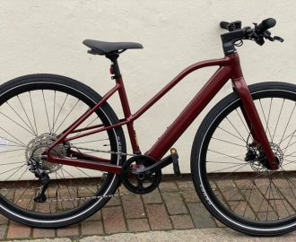 Orbea Vibe MID H30 Dark Red Small