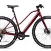 Orbea Vibe Mid H30 Metallic Dark Red