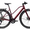 Orbea Vibe Mid H30 EQ Metallic Dark Red