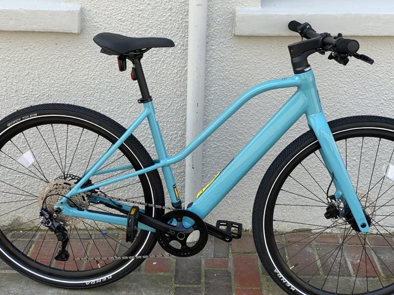 Orbea Vibe MID H30 2021 Medium Light Blue