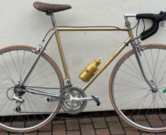 Carlos Campagnolo classic racer 1970s/1980s